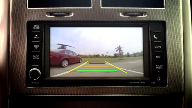 Backup Camera video