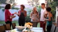 Backyard BBQ - Time to Eat video