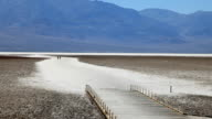 Bad Water Basin, Death Valley video