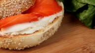 Bagel and Lox video