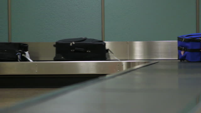Baggage Carousel Sequence video