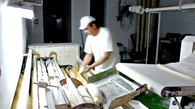 Bakery worker video