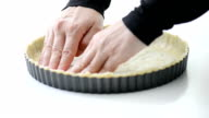 baking a pie video