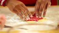 Baking Cookies video