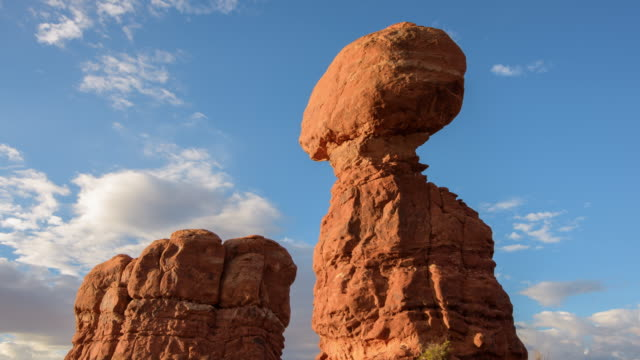 Balanced Rock at Arches National Park video