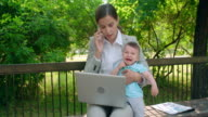 Balancing Business and Motherhood video