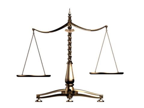 Balancing Scales video