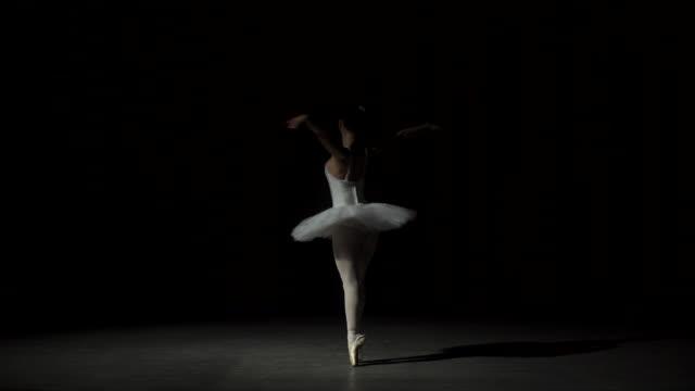 Ballerina In Classical Tutu video
