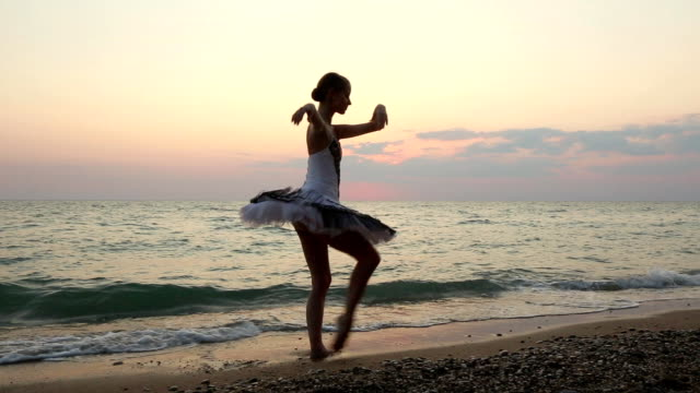 ballet in the evening coast video