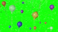 Balloons And Confetti video