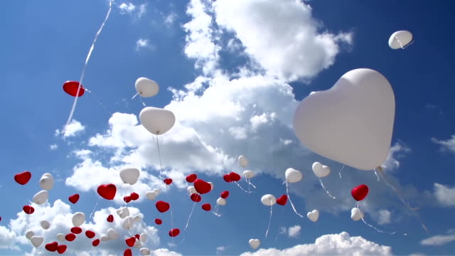 Balloons in the Sky video