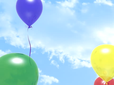 NTSC Balloons in the Sky video