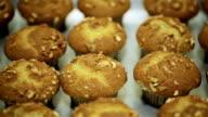 Banana muffins with cashew video