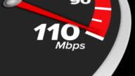 Bandwidth Meter video