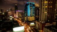 TIME LAPSE: Bangkok at Night video