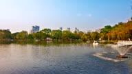 Bangkok background video