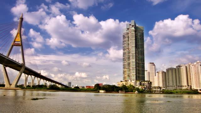 Bangkok city. Thailand video