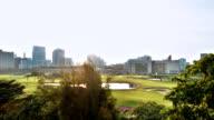 Bangkok green city video