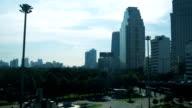 Bangkok Lumphini Park video