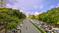 Bangkok road video