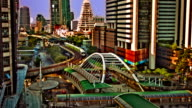 Bangkok scene video