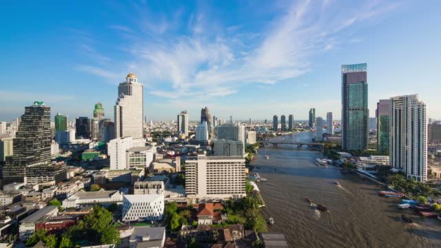 Bangkok skline video