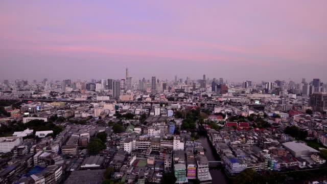 Bangkok Skyline video