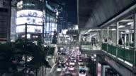 Bangkok street video