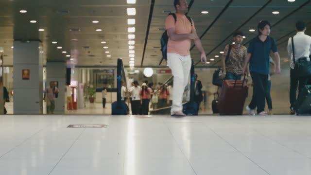 Bangkok Subway Transportation video