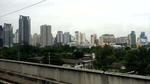 Bangkok transportation video