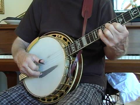 banjo man practice video