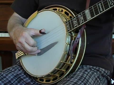 banjo practice video