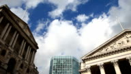 Bank of England and the Stock Exchange video