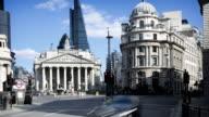 Bank of England London video