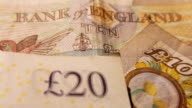 Bank Of England MACRO British Pound Notes Credit Crunch Recession video