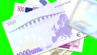 Banknotes video
