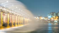 Banpo Bridge, Seoul Korea video