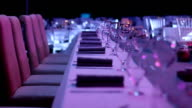 Banquet Table video