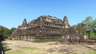 Baphuon temple in Cambodia video