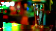 Bar atmoshpere. video