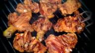 HD: Barbecue - Chicken video