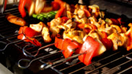 barbecue cooking video