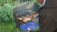 Barbecue Grill video