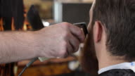 Barber shop video