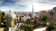 barcelona parc guell video