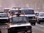 Barcelona Traffic video