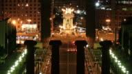 Barcelonas' Plaza España video