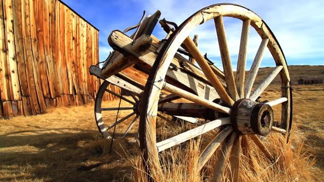 Barn and Wagon video