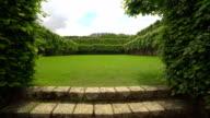 Baroque Formal Garden video