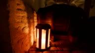 Barrel Detail in an Old Wine Cellar video